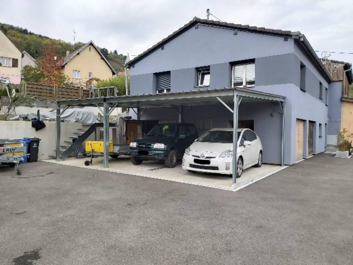 Abri De Jardin Carport Garage Abri Tole Fr